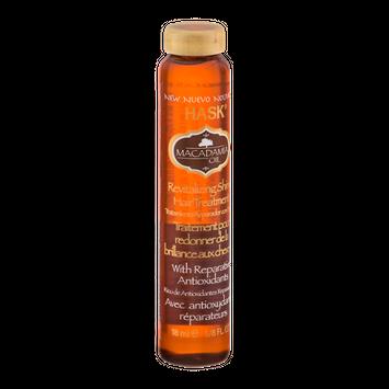 Hask Macadamia Oil Revitalizing Shine Hair Treatment