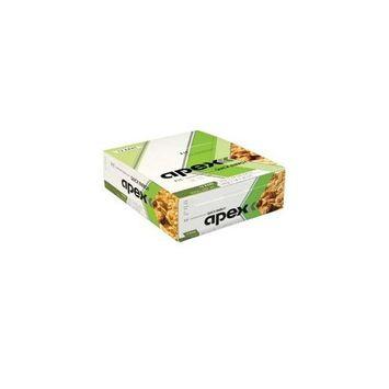 Apex Fitness Apex FIT Oatmeal Raisin Bar, Energy Bar, 12 Box Count