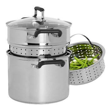 Denmark 4-pc. Multi-Cooker