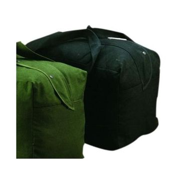 Texsport 11860 Travel/Luggage Case for Travel Essential - Black - Canvas