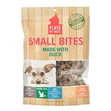 Plato - Small Bites Slow Roasted Duck Treats - 10oz