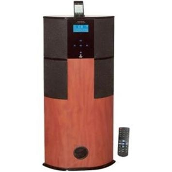 PyleHome PHST90ICW 600 Watt 2.1 Channel Home Theater Tower with iPod Dock