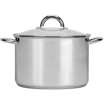 Range Kleen CW3008 8 Quart Preferred Covered Stock Pot