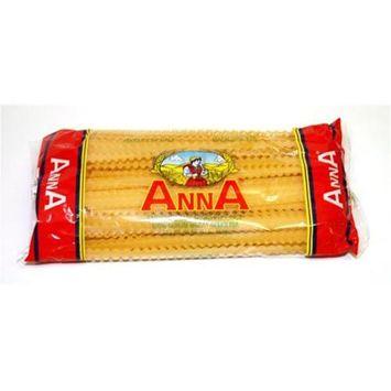 Anna - Italian Mafaldine Pasta N. 16 - 16 Oz. Pkgs. (Pack Of 12)