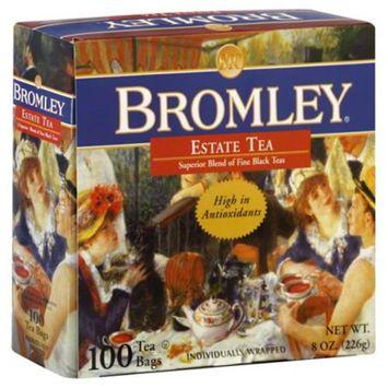 Btc Bromley Bromley Estate Tea Bags, - Pack of 12