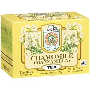 Placeholder Tadin Tea Chamomile Herbal Tea Bags, 24ct