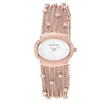 Anne Klein Ladies Multi-Chain Strand Watch