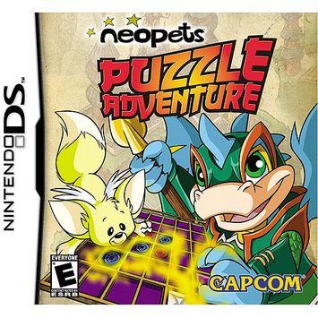 Capcom NeoPets: Puzzle Adventure (DS & DSi)