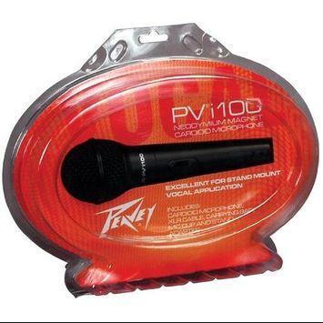 Peavey Pvi100xlr Cardioid Unidirectional Dynamic Microphone W/xlr Connector