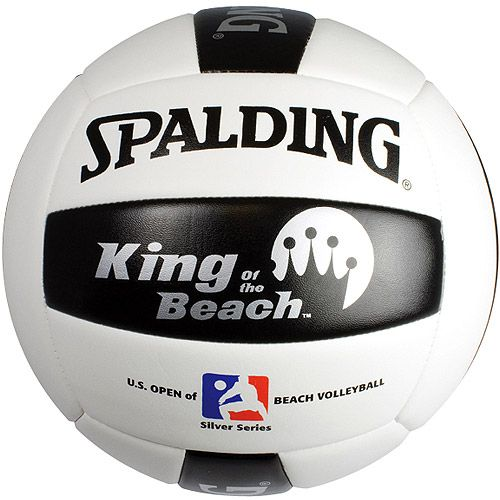 Spalding King of the Beach and US Open Replica Soft Touch Composite Beach Volleyball