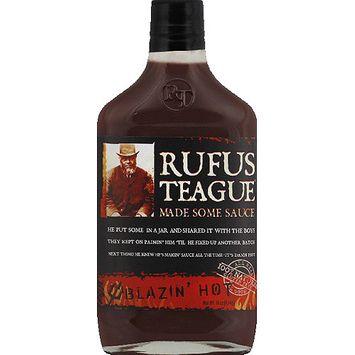 Rufus Teague Blazin' Hot Sauce, 16 oz, (Pack of 6)