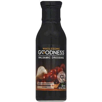 Wholesome Goodness c Dressing, 12 fl oz, (Pack of 12)