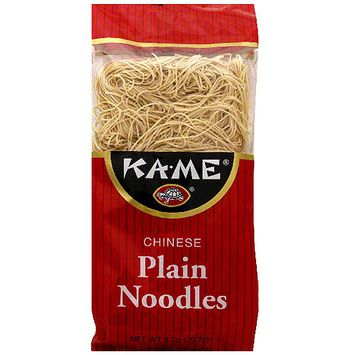 Kame Ka-Me Chinese Noodles, 8 oz (Pack of 6)