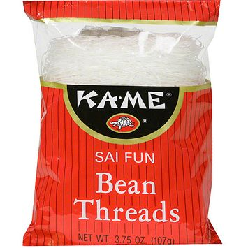 Kame Ka-Me Bean Threads, 3.75 oz (Pack of 12)