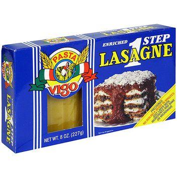 Vigo Step 1 Lasagna, 8 oz (Pack of 12)