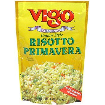 Vigo Risotto Primavera, 8 oz (Pack of 12)