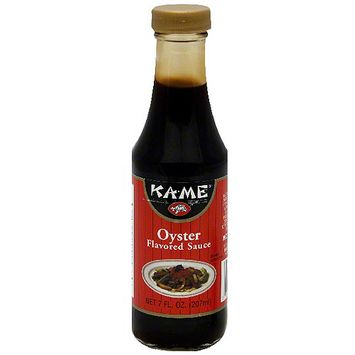 Kame Ka-Me Oyster Flavored Sauce, 7.1 oz (Pack of 6)