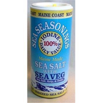 Maine Coast Sea Vegetables, Sea Seasonings, Sea Salt With Sea Veg, 1.