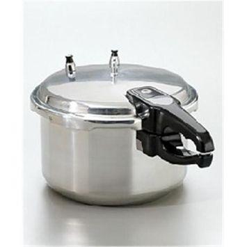 MBR Industries BC61422 5 Quart Aluminum Pressure Cooker