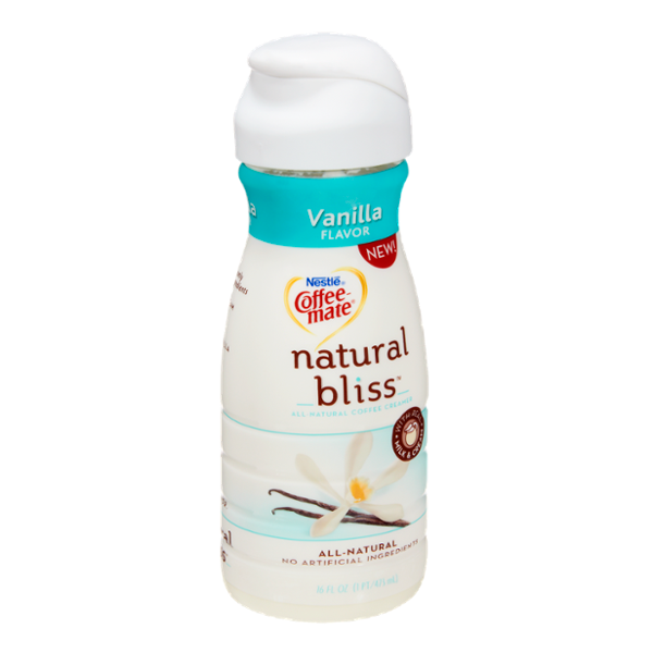 Nestlé Coffee-Mate Vanilla Natural Bliss Coffee Creamer