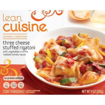 Lean Cuisine Cafe Cuisine Three Cheese Stuffed Rigatoni 9-oz.