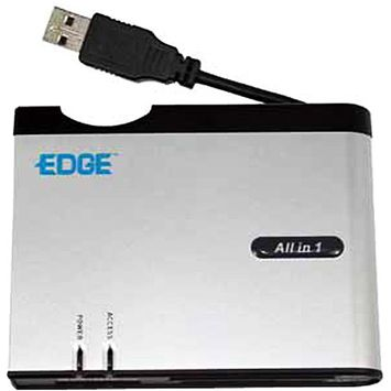 Edge Tech Corp. EDGE Tech All in one Card Reader With XD and SDHC