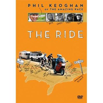 Allied Vaughn Phil Keoghan: The Ride DVD