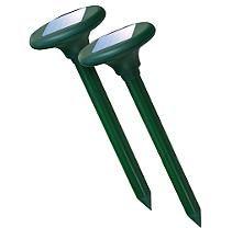 Sunforce Products Inc. Solar Pest Repeller - 2 pk.