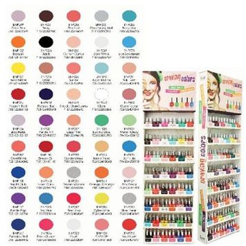 Deluxe Import Trading 132-FFP-01 Nail Polish Display - Pack of 288