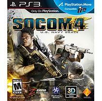 SOCOM 4: U.S. Navy SEALs - PS3