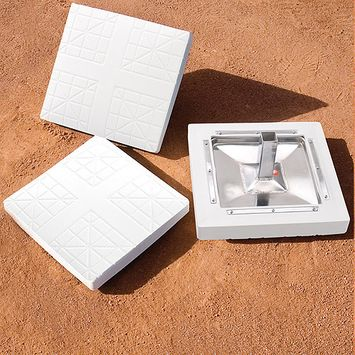 Bsn MacGregor Major League Bases without Anchors (SET)