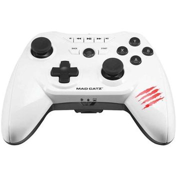 Mad Catz C.T.R.L.R Mobile Gamepad for Android/PC/Smart Devices/Fire TV - White