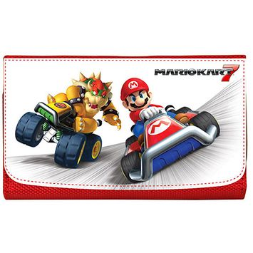 Mad Catz 3DS Mario Kart Wallet Multi color