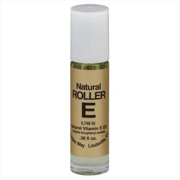 Golden Way Vitamin E Oil Roller .38 Oz. -Pack of 9