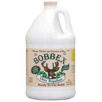 Bobbex B550200 RTU Deer Repellent Refill - 1 Gallon