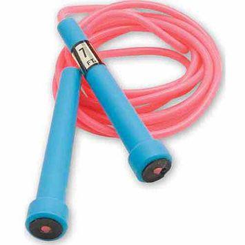 Bsn 7' Pink Neon Jump Rope (1 Dozen)