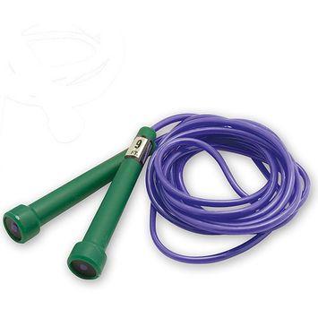 Bsn 9' Purple Neon Jump Rope (1 Dozen)