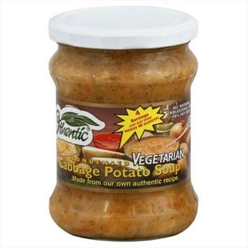 Othentic Soup Vegetarian Cbage & Potato 16.2 Oz Pack Of 6