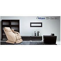 Titan - Massage Chair TP-Pro 8300 Cream