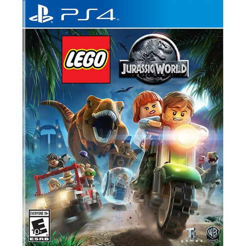 Warner Brothers Lego Jurassic World - Playstation 4