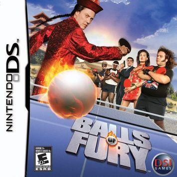 Destination Software Balls of Fury Nla