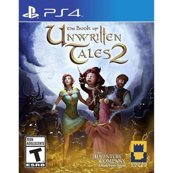 Nordic Games The Book Of Unwritten Tales 2 - Playstation 4