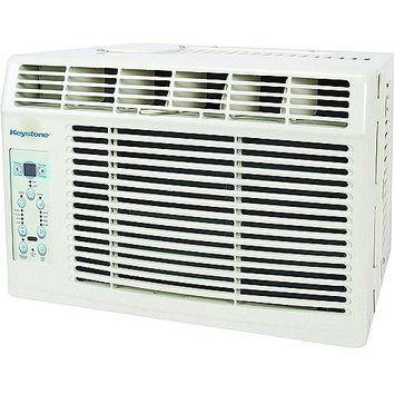 Almo Keystone KSTAW05A 5000-BTU Window Air Conditioner with Remote