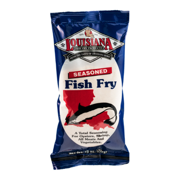 Louisiana Fish Fry Seasoned