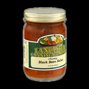 Lancaster Canning Company Chunky Black Bean Salsa