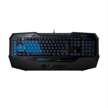 Roccat ROC-12-721 ISKU Illuminated Gaming Keyboard, Blue