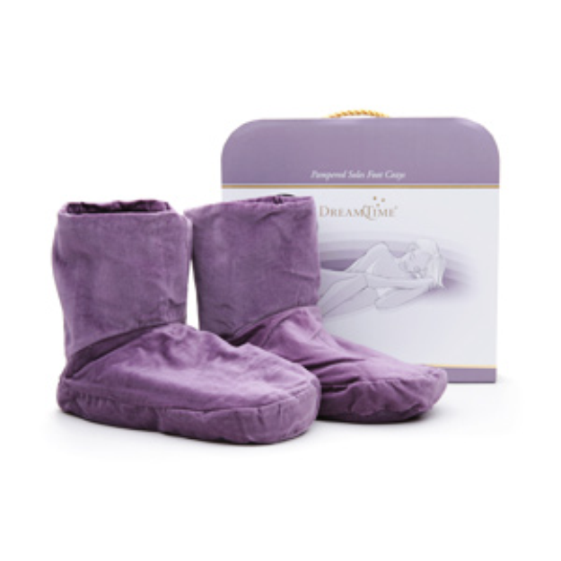 DreamTime Pampered Soles Foot Cozys