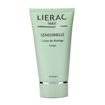LIERAC Paris Sensorielle Body Drainage Cream