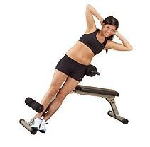 Best Fitness Ab Board and Hyper Extension Machine