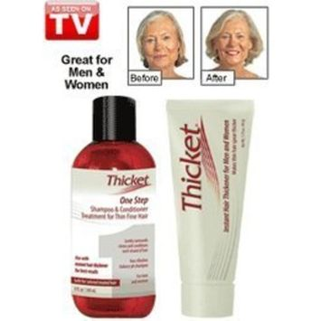 Carol Wright Gifts Thicket Hair Treatment - Thicket Instant Hair Thickener